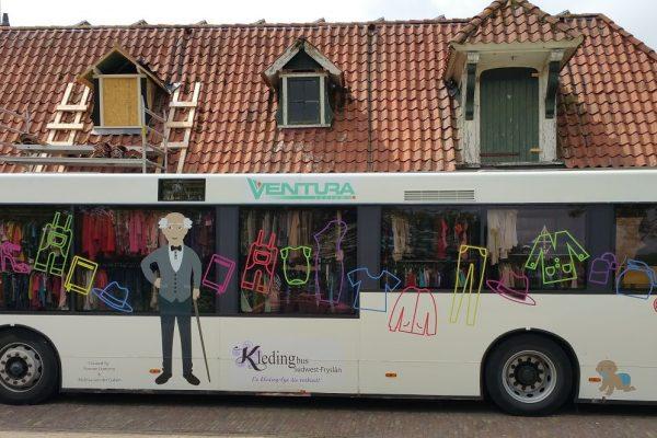 Kleding Bus